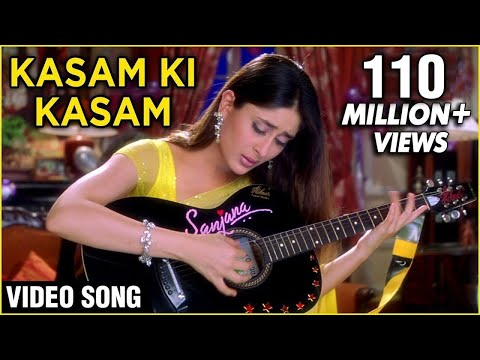 Xxx Mp4 Kasam Ki Kasam Full Song With Lyrics Main Prem Ki Diwani Hoon Shaan Songs Kareena Kapoor Songs 3gp Sex