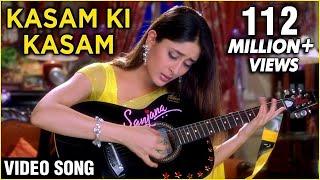 Kasam Ki Kasam - Lyrical | Main Prem Ki Diwani Hoon | Shaan Songs | Kareena Kapoor Songs