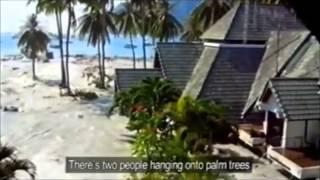Tsunami Caught On Camera FULL MOVIE   YouTube