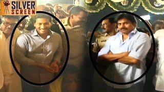Difference between Pawan Kalyan and YS Jagan at Ambati Rayudu Daughter Wedding Ceremony