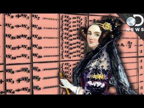 Xxx Mp4 Who Was Ada Lovelace The World's First Computer Nerd 3gp Sex
