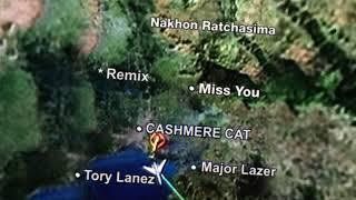 Cashmere Cat, Major Lazer, Tory Lanez - Miss You (Major Lazer & Alvaro Remix)