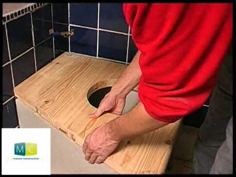 Toilettes seches partie II Construction Dry toilets part II building