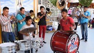 Cumbias Con La Banda De Viento El Rinconcito De Cuachumo, Benito Juárez, Ver.