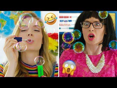 Xxx Mp4 Toys In School Pretend Play DIY Slime Squishy School Supplies Pranks 3gp Sex