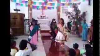 manavalan vara poraru tamil christian dance