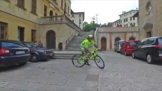 Giro d'Italia 2016 - Brumotti - Stage 11