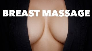Breast Massage to Enlarge + Lift Breasts