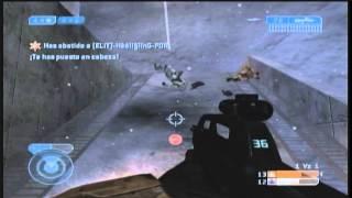 Halo2 :: PunKo :: Tiros, Tiros y mas tiros xd :v