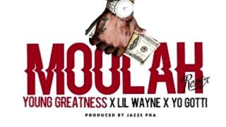 Moolah - Remix Ft Yo Gotti Lil Wayne