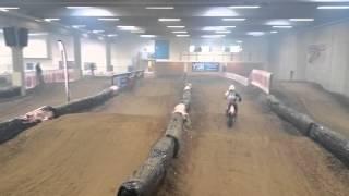 Mere motocross træning i Slagelse Indoor MX Arena