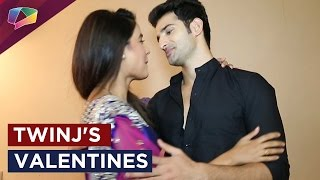 Kunj and Twinkle celebrate Valentine's Day with IndiaForums