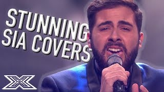 STUNNING Covers of Sia Songs on The X Factor Worldwide | X Factor Global
