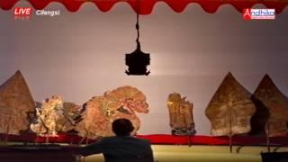 Wayang Kulit Ruwatan oleh Ki H Manteb Soedarsono