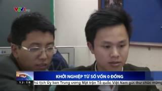 Tất Thành trên Thời sự 12h VTV1 20/12/2015