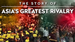 The Story of Asia's Greatest Rivalry - Mohun Bagan vs. East Bengal - Kolkata Derby - Exhale Sports