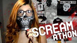 SCREAMathon: Maratona do Horror | Poison Books