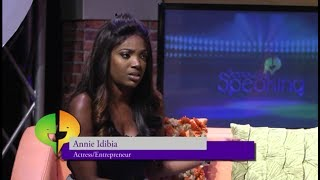 """I Still Try To Unravel 2 Face Everyday"" Annie Idibia"