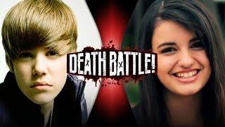 DEATH BATTLE! - Justin Bieber VS Rebecca Black | DEATH BATTLE!