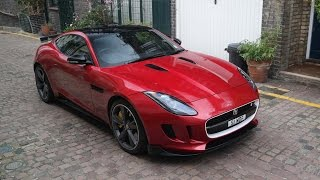 Living With A Jaguar F-Type R