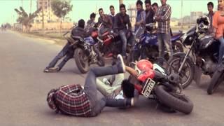 Rodela Akash   Kazi Shuvo & Puja Official Music Video