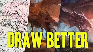 How To Draw Better In 2 Minutes