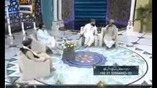 Syed Sabih Rehmani & Owais Raza Qadri {Khusha Wo Din Haram E Pak Ki Fazaon Main Tha}