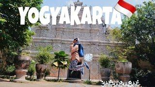 MY TRIP TO YOGYAKARTA | TRAVELVLOG