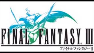 FF Ⅲ  勝利のファンファーレ victory theme ゲーム BGM
