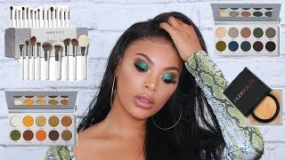 JACLYN HILL X MORPHE   VAULT  COLLECTION   | FULL FACE OF FIRST IMPRESSIONS MAKEUP