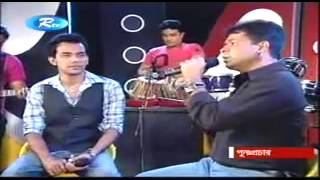 Monir Khan Live RTV