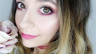 Maquillaje para San Valentin 💕  | Cecie