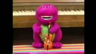 Closing to Barney Safety 1995 VHS (Daniel!)