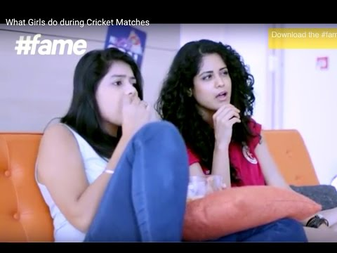 Xxx Mp4 Neha Iyer For Fame What Girls Do During Cricket Matches 3gp Sex