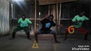 Bahati. CHING CHING Dance Cover by YOUNG TIT DANCE CREW.