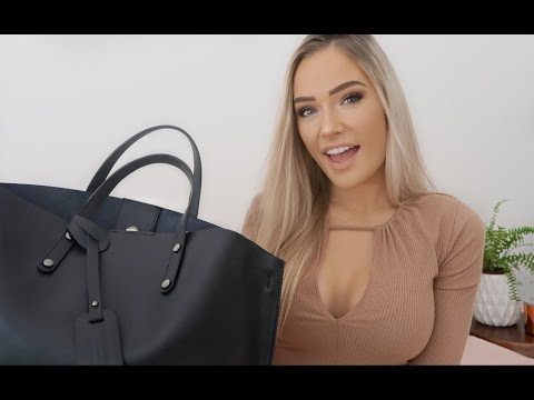WHAT S IN MY BAG Alex Prout