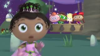 Super WHY! The Stars in the Sky | 1 HOUR Compilation | Cartoons for Kids