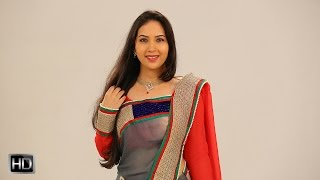 How To Wear A Saree With Thin Pleats Perfectly & Neatly - Fish Style Pleats To Look Slim & Tall