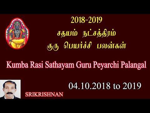 Xxx Mp4 சதயம் நட்சத்திரம் குரு பெயர்ச்சி பலன்கள் 2018 2019 Kumba Rasi Sathayam Guru Peyarchi 3gp Sex
