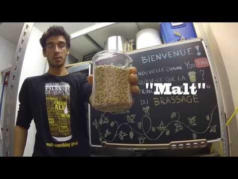 Principes de Base du Brassage de Bière (Brasser sa bière maison)