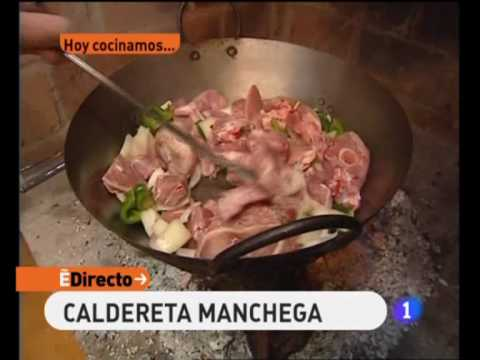 Caldereta Manchega Javier Mayoral