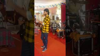 Fahad padubidri. Show in manchakal-Singer-Thanseer koothparamba