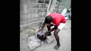 Como o africano entendi quando se diz cachorro quente