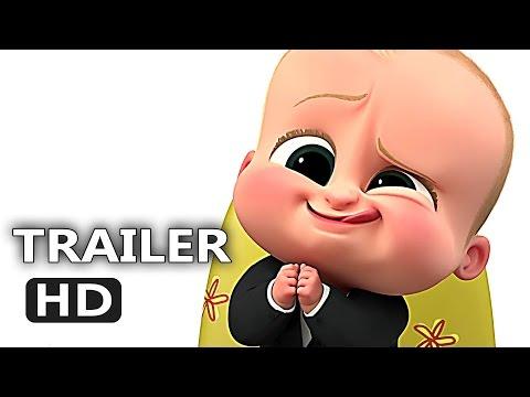 THE BOSS BABY Movie (2017)
