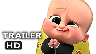"""THE BΟSS BABY Movie (2017) """"Cute Face"""" Clip, Animation Movie HD"""