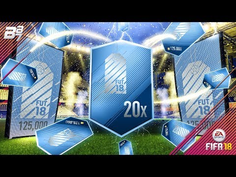 Xxx Mp4 20x 125K ULTIMATE PACKS THE BEST PACK IN THE GAME FIFA 18 ULTIMATE TEAM 3gp Sex