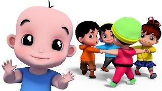 Junior Squad | Ringa Ringa Rosses | Nursery Rhymes | Songs For Kids