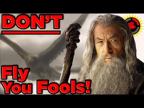 Film Theory Why You SHOULDN T FLY to Mordor The Lord of the Rings