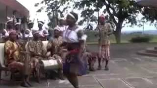 Nkwa Umuagbogho Dance Group International (female dancers), Afikpo, Ebonyi State, Nigeria
