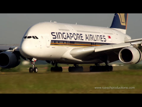 10 Minutes pure Aircraft Sound